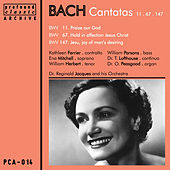 Bach: Cantatas No. 11, BWV 11, No. 67, BWV 67 by Various Artists