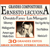 Cuba, Grandes Compositores by Various Artists