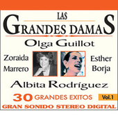 Las Grandes Damas, Vol. 1 by Various Artists