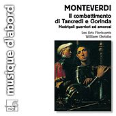 Monteverdi: Il combattimento di Tancredi e Clorinda von Les Arts Florissants and William Christie