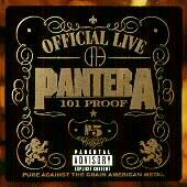 Official Life:101 Proof by Pantera