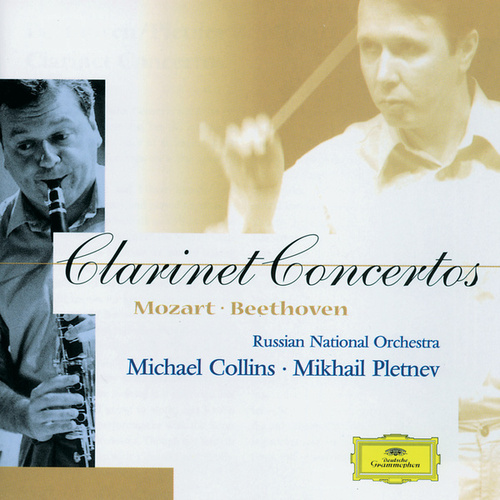 Mozart / Beethoven: Clarinet Concertos by Michael Collins
