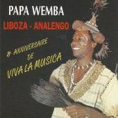 8ème anniversaire de Viva La Musica by Papa Wemba