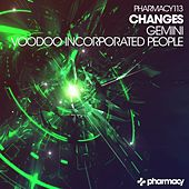 Gemini / Voodoo Incorporated People - Single by Andy Caldwell