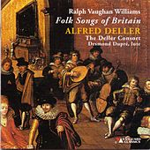Ralph Vaughan Williams: Folk Songs of Britain by Various Artists