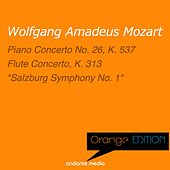 Orange Edition - Mozart: Piano Concerto No. 26, K. 537 by Various Artists