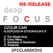 Sleepless In Stockholm EP by Ozgur Can