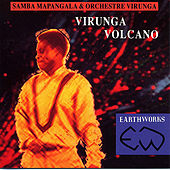 Virunga Volcano by Samba Mapangala