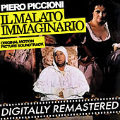 Il malato immaginario (Original Motion Picture Soundtrack) by Piero Piccioni