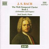 The Well-Tempered Clavier Book I by Johann Sebastian Bach