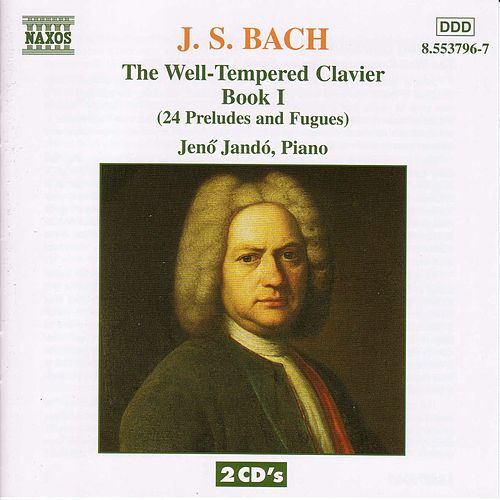 The Well-Tempered Clavier Book I von Johann Sebastian Bach
