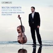 Walton & Hindemith: Cello Concertos by Christian Poltéra