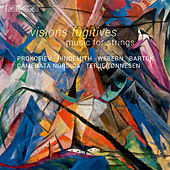 Visions fugitives & Other Music for Strings by Camerata Nordica