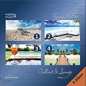Chillout & Lounge (Vol. 1 - 4) - Gemafreie Musik [Inkl. Jazz, Ambient & Piano Lounge] by Ronny Matthes