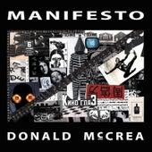 Manifesto by DONALD McCREA