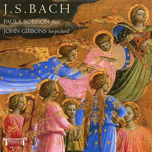 J.S. Bach by Paula Robison