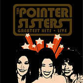 Greatest Hits Live by The Pointer Sisters