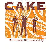 Motorcade of Generosity by Cake