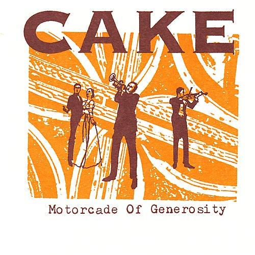 Motorcade of Generosity by Cake