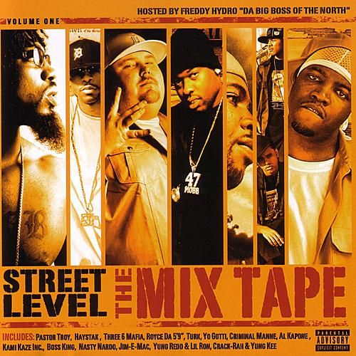 Street Level: The Mixtape Volume 1 by Various Artists