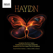 Haydn: Symphonies Nos. 52, 53 & 59 by Royal Northern Sinfonia