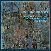 Knitting Factory (Piano Quartet) 1994, Vol. 1 by Anthony Braxton