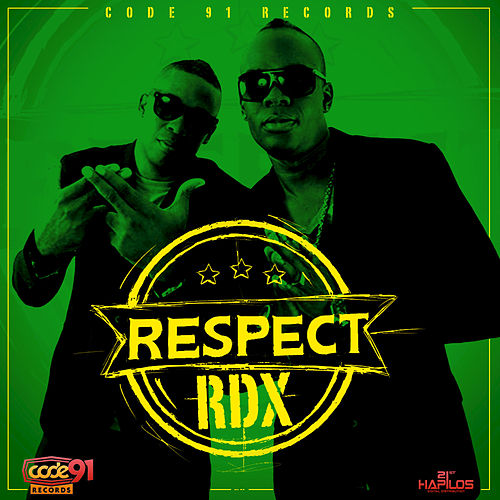 Respect - Single by RDX