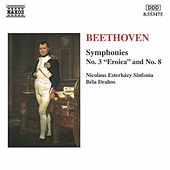 Symphonies Nos. 3 and 8 by Ludwig van Beethoven