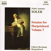 Sonatas for Harpsichord Vol. 7 by Antonio Soler