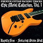 Epic Metal Collection, Vol. 1 (Royalty Free) by Premium Guitar Backing Tracks