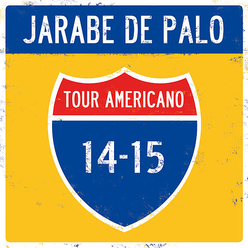 Tour Americano 14/15 by Jarabe de Palo