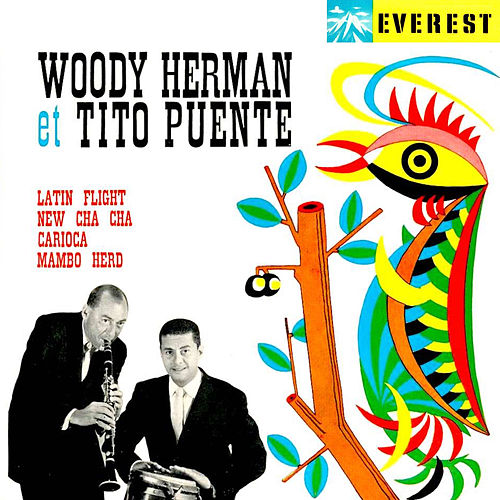 Puente's Beat & Herman's Heat by Tito Puente