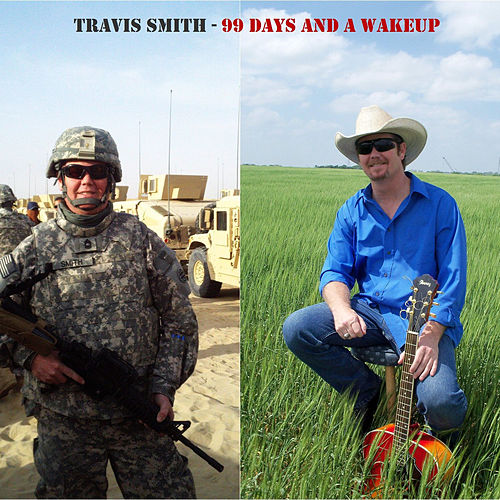99 Days and a Wakeup by Travis Smith