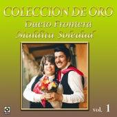 Colección de Oro, Vol. 1: Maldita Soledad by Dueto Frontera