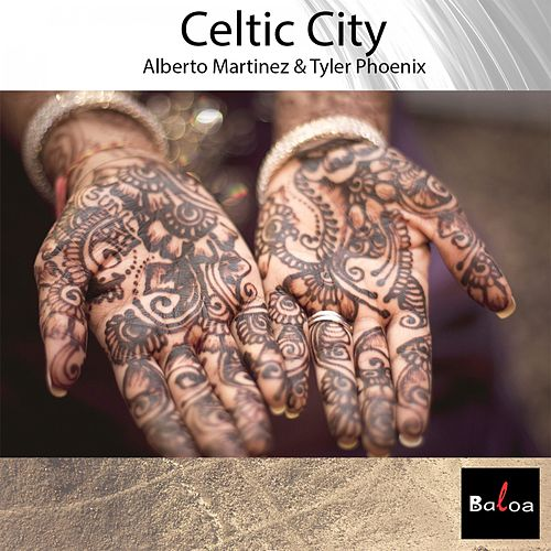 Celtic City by Alberto Martinez