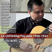 La Chitarra Italiana 1900-1941 by Michel Bert