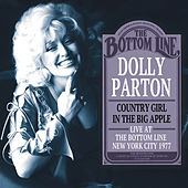 Country Girl in the Big Apple (Live) by Dolly Parton