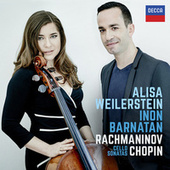 Rachmaninov & Chopin Cello Sonatas by Alisa Weilerstein