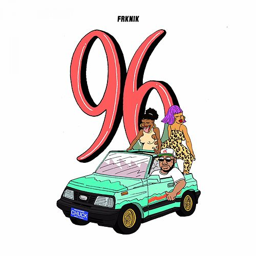 Freaknik '96 - Single by Chuck Inglish