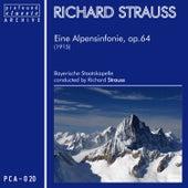 Eine Alpensinfonie für Orchester, Op. 64 (TrV 233) by Richard Strauss