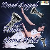 Tablas Going Wild by Emad Sayyah