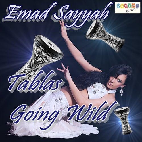Tablas Going Wild by Emad Sayyah