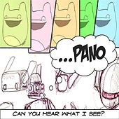 Can You Hear What I See? by P:ano