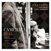 A la carte by Camerata RCO