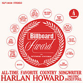 Favorite Country Songwriter by Harlan Howard