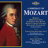 A Portrait of Mozart by Various Artists