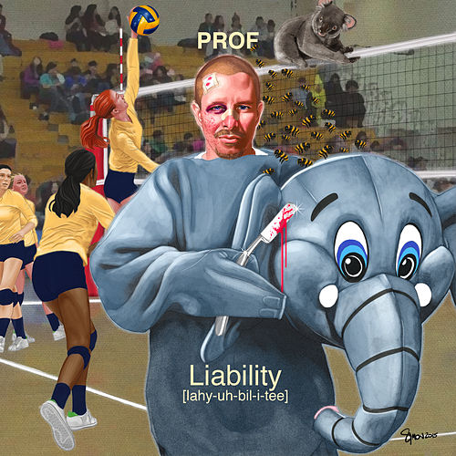 Liability (Instrumental Version) by PROF