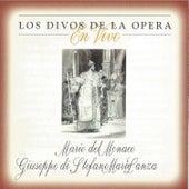 Mario del Monaco, Giuseppe di Stefano, Mario Lanza, Los Divos de la Opera, en Vivo by Various Artists