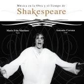 Música en la Obra y Tiempo de Shakespeare by Antonio Corona