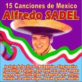 15 Canciones de México by Alfredo Sadel